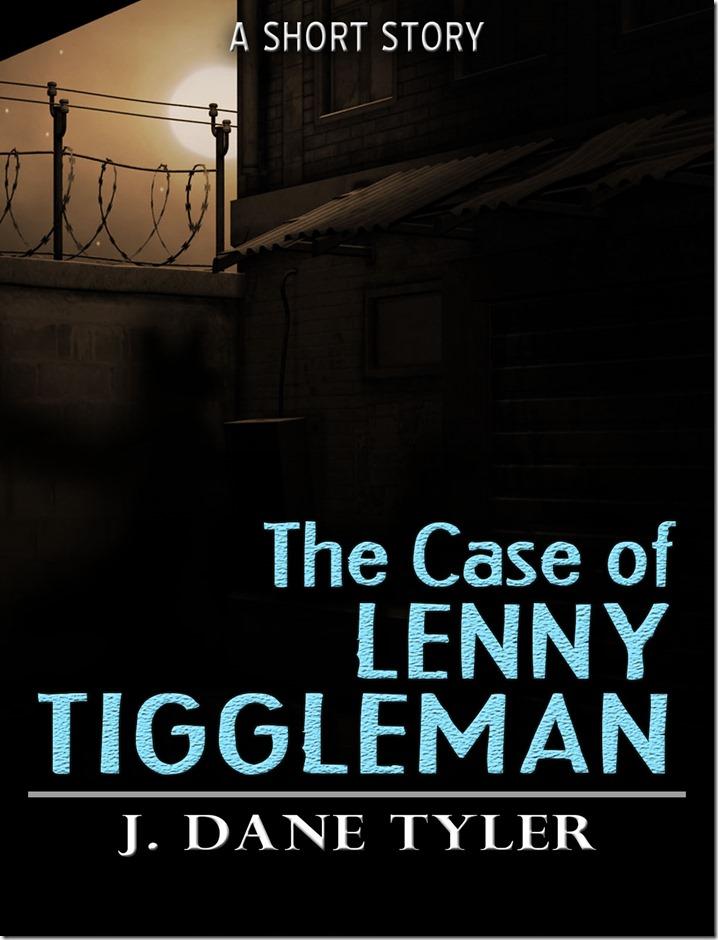 Lenny Tiggleman Cover 1a