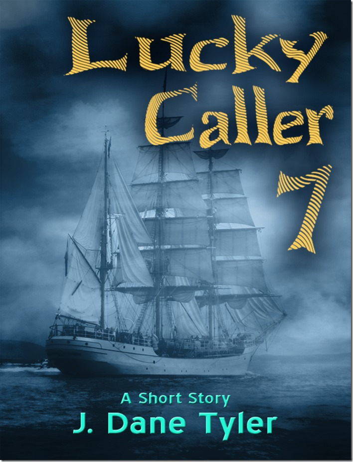 Lucky Caller 7 Cover 2 Reduced