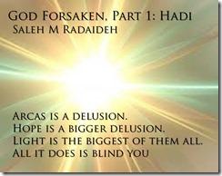 God Forsaken light