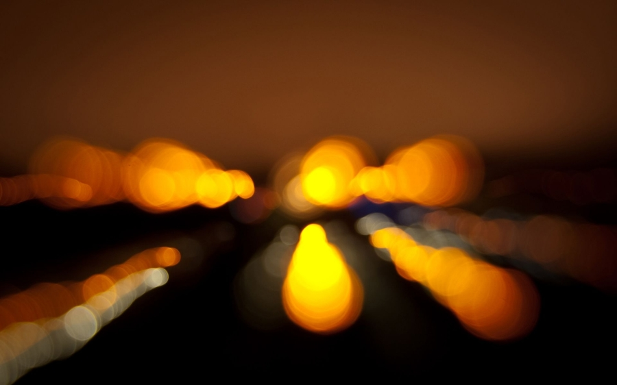 Nice-bokeh-trails
